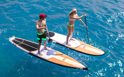 Beginner's Guide to Stand Up Paddle boarding (SUP)