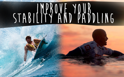 Top 20 Surfing Exercises for Paddling & Stability