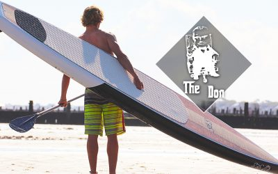 Our Legendary Touring / Cruiser SUP