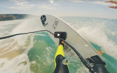 Why I Love Surfing In The UK !!