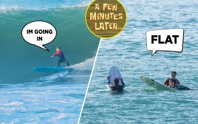 Surfing Ultimate Myths
