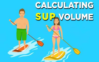 How To Calculate Sup Volume