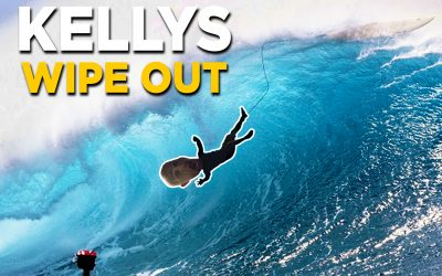 The Wipe Out That Nearly Killed Kelly Slater