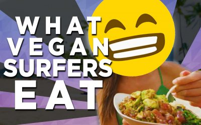 What A Vegan Surfer Eats In 1 Day