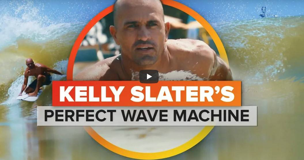 Kelly Slaters Wave Pool Full Story !!
