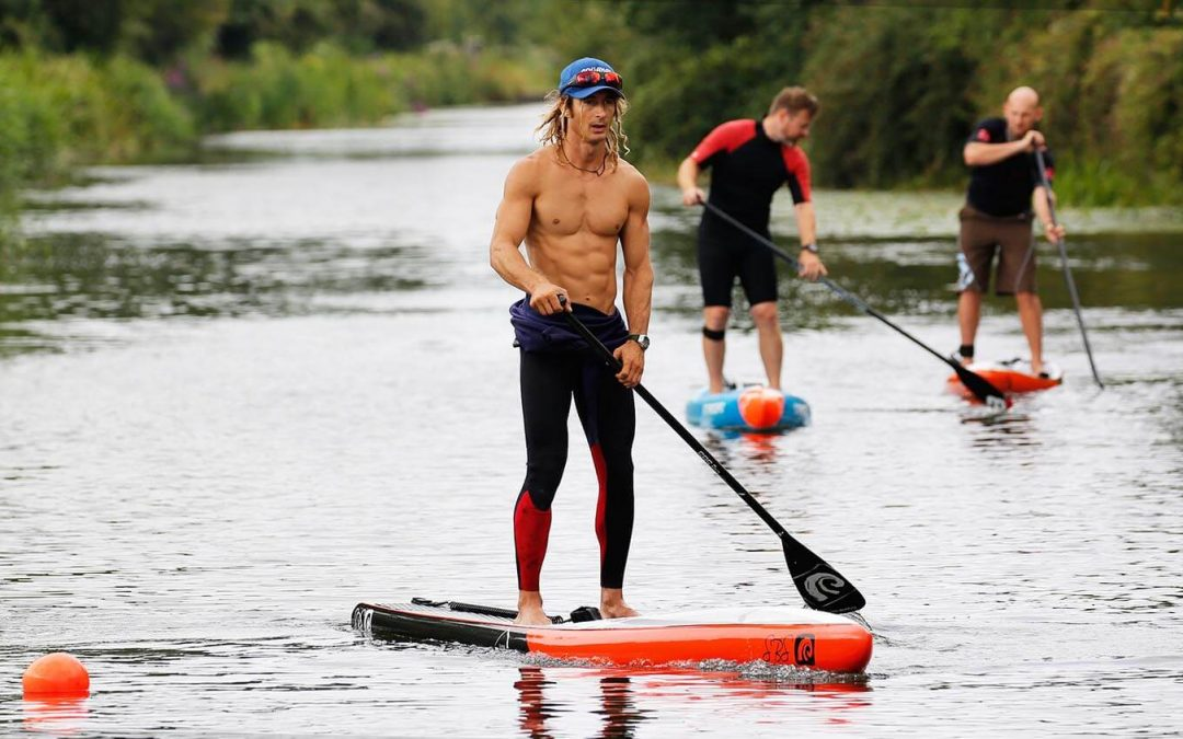 SUP Clinic Chichester By SBS boards & TJ Boards